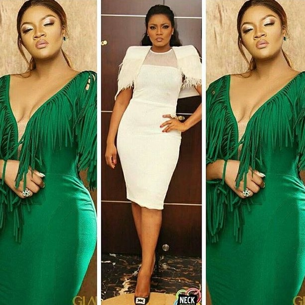 Nigeria Is Hell! Actress Omotola Ekeinde Savagely Attacks Buhari And Osinbajo 1