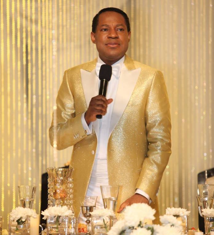 """Husband Does Not Mean The Male Partner In A Marriage, Husband Means Master"" - Pastor Chris Oyakhilome Drops Bombshell 2"