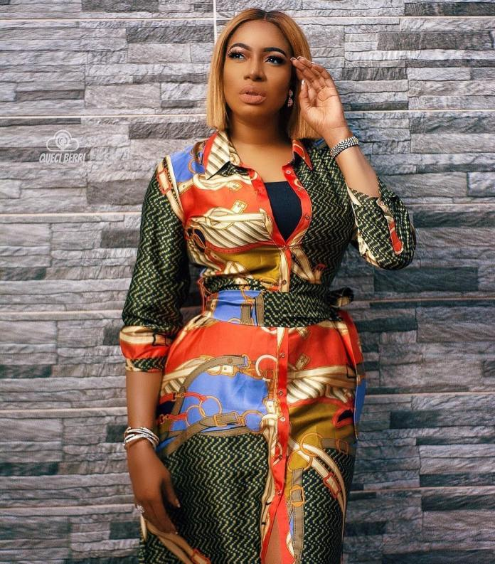 Celebrity Beauty Of The Day: Chika Ike Is The Stunning Queen In These New Photos 1