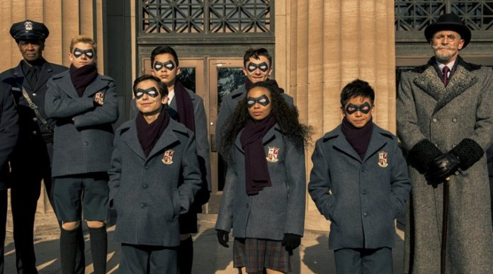Movie Review: Netflix Gives Us Another Super Hero Group With 'Umbrella Academy' 1