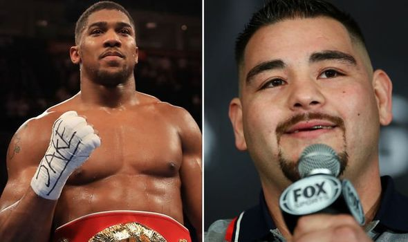 Anthony Joshua To Face American Andy Ruiz Jr At MSG In New York On 1 June 3