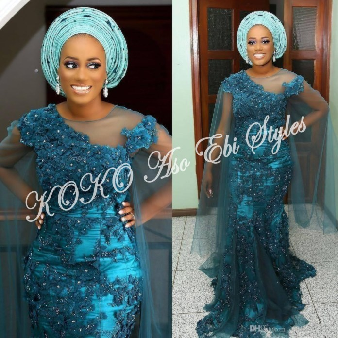 10 Hot Must Have Aso Ebi Styles For Every KOKOnista 7