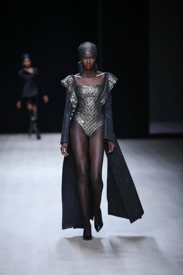 Edgy And Chic! CLAN New Collection At ARISE Fashion Week 2019 1