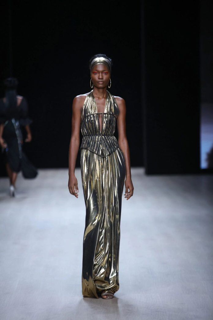 Edgy And Chic! CLAN New Collection At ARISE Fashion Week 2019 10