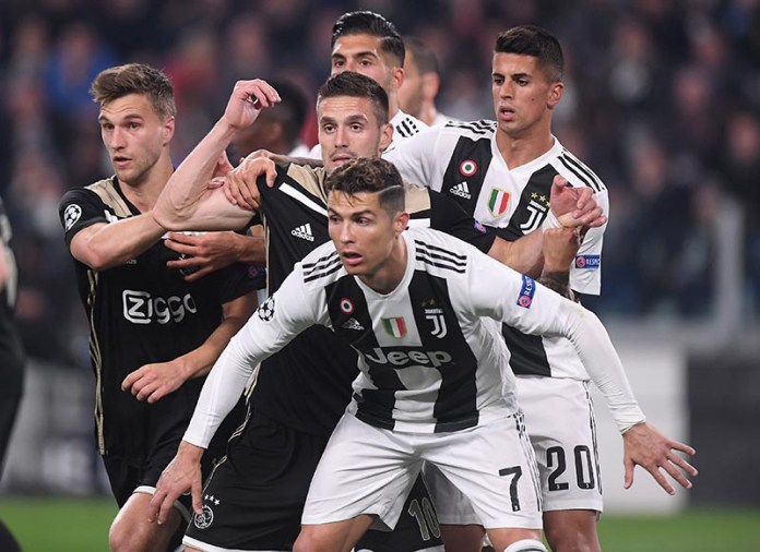 Juventus 1-2 Ajax: How A Young Dutch Side Ended Ronaldo's Champions League Dream 2