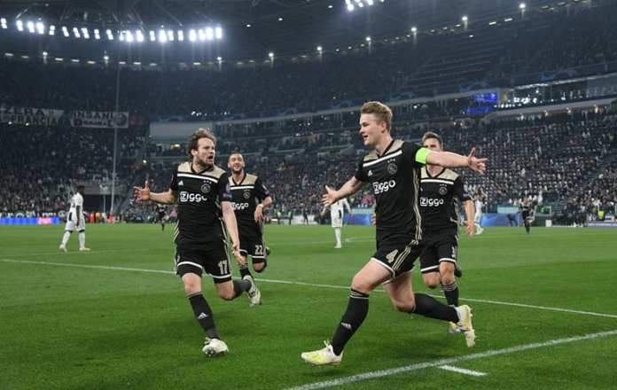Juventus 1-2 Ajax: How A Young Dutch Side Ended Ronaldo's Champions League Dream 3
