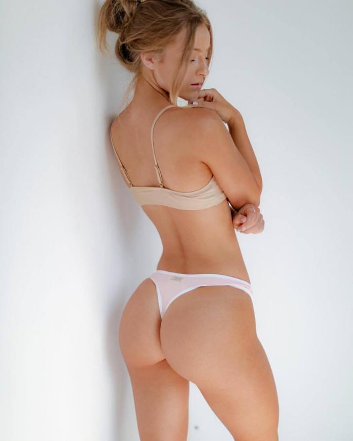 Meet Daisy Keech, The Model Whose Bum Has Started A Trending Controversy On IG 2