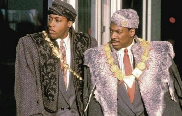 """""""Good Morning My Neighbours, It's Official""""! Eddie Murphy And Arsenio Hall Reunite For Coming To America Sequel 1"""