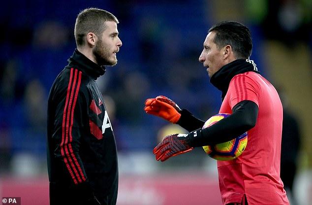 "De Gea Has Done ""Super Special Training"" On How To Stop Messi - Goalkeeper Coach  Emilio Alvarez 3"