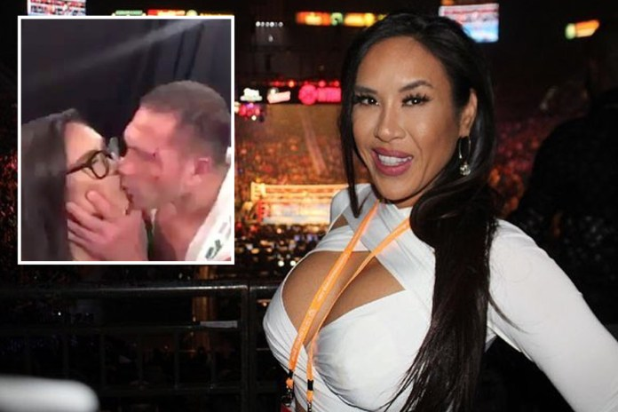 Jenny Sushe: Bulgarian Boxer, Kubrat Pulev Ordered To Take Sexual Harrasment Course For Kissing Reporter Without Her Consent 1