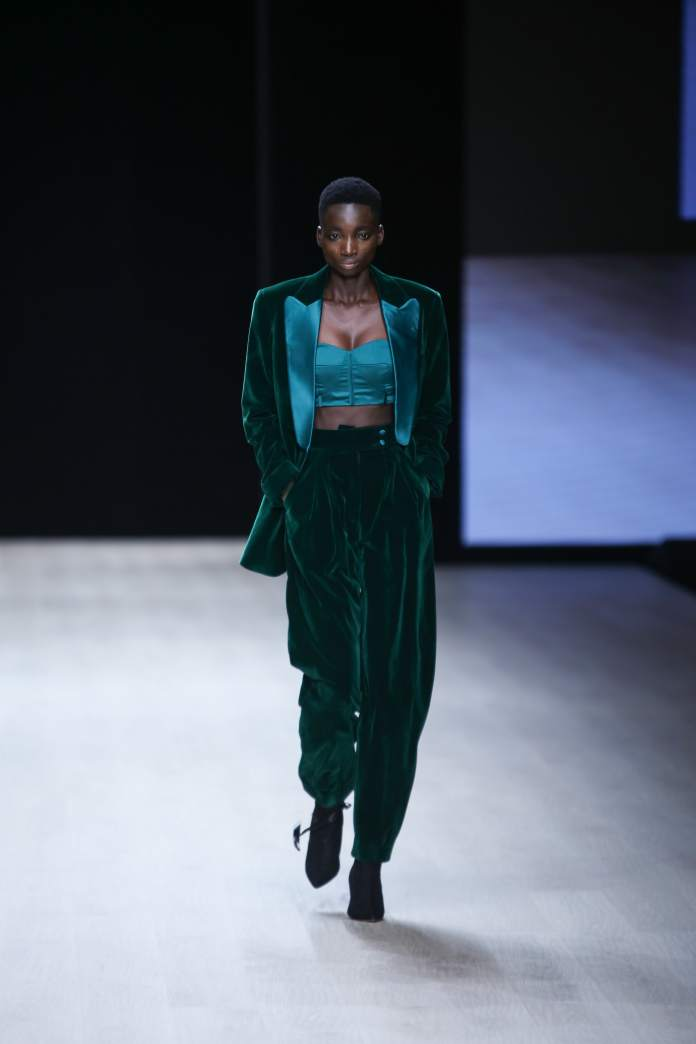 Classy & Contemporary! Mai Atafo New Collection At ARISE Fashion Week 2019 22