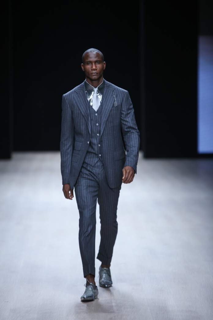 Classy & Contemporary! Mai Atafo New Collection At ARISE Fashion Week 2019 29