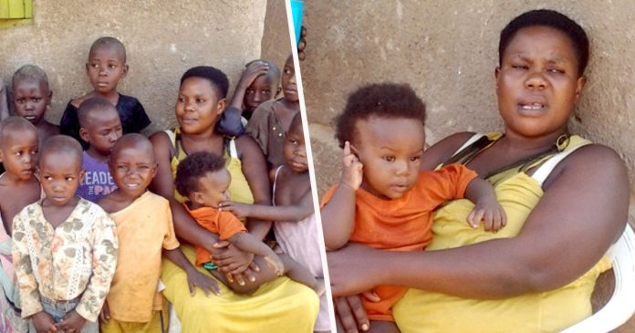 Meet Mariam Nabatanzi, The Most Fertile Woman In The World Who Has Given Birth To 44 Children...And She's Just 39-year-old 1