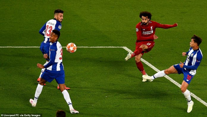UCL: Liverpool 2 Porto 0; Naby Keita And Roberto Firmino Scores To Give The Kops Advantage 4