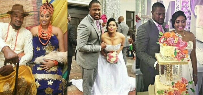 Newlywed Actor Mofe Duncan Confirms Marriage To Wife, Jessica Kakkad, Is Over....After 3 Years Together 4