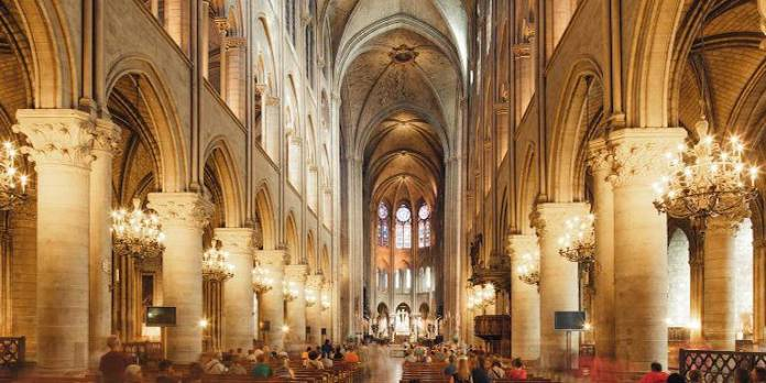 Notre Dame Cathedral: 850-year-old History Of Our Lady of Paris - A Masterpiece of Gothic Architecture 4