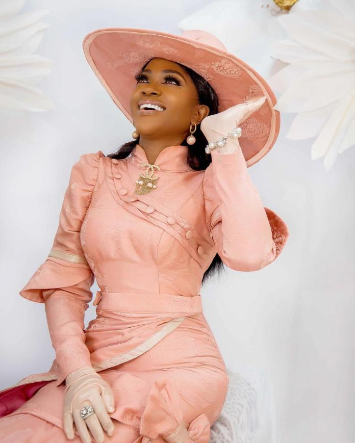 Forever Young! Omoni Oboli Celebrates Her 41st Birthday With Beautiful New Images 2