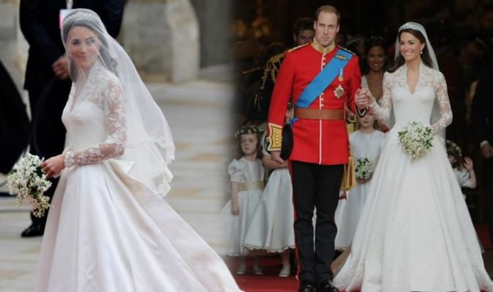 Kate Middleton And Prince William Celebrates 8 Year Wedding Anniversary 2