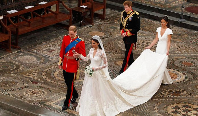 Kate Middleton And Prince William Celebrates 8 Year Wedding Anniversary 3