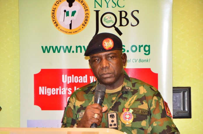 S.Z Kazaure Removed As NYSC DG, And Replaced With Immediate Effect 2