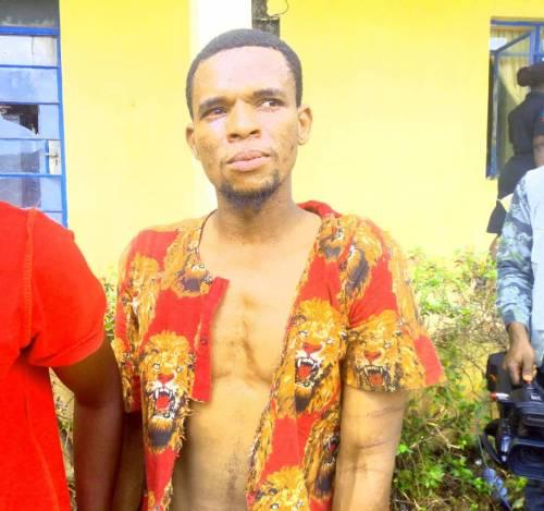 Daredevil Armed Robber And Kidnapper Terrorizing Kogi-Ondo-Edo Travellers Nabbed 4