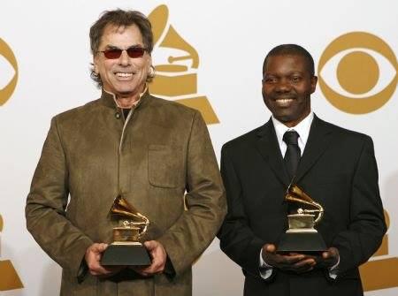 Sikiru Adepoju Grammy Award Winner