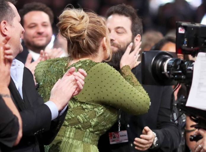 Oh No! Singer Adele Splits From Husband Simon Konecki After Three Year Marriage 2