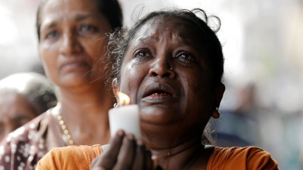 Sri Lanka Attacks: Mass Burials Held On Nation's Day Of Mourning 1