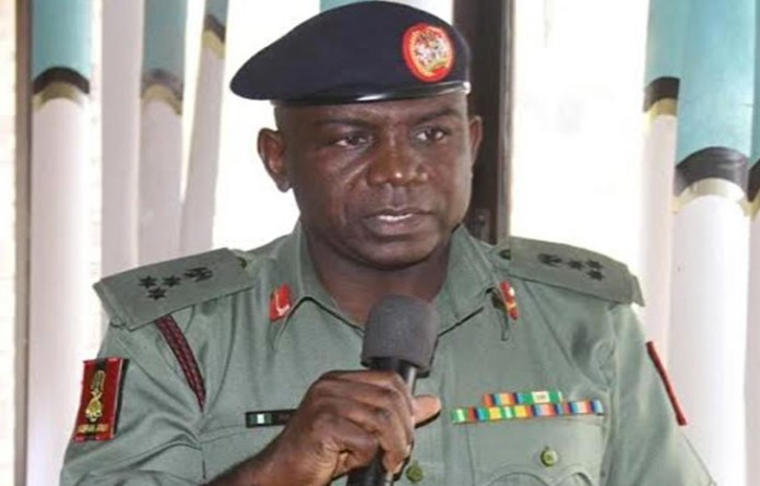 You Say? Corp Members Can Be Mobilised For War - NYSC DG