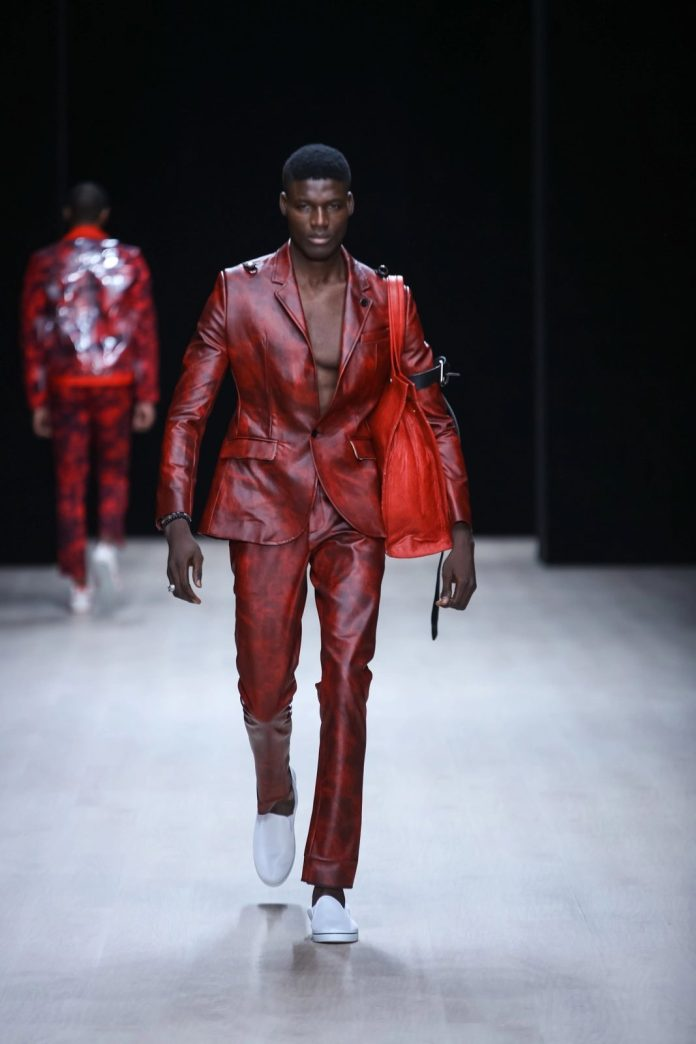 Redefining Menswear! Tokyo James New Collection At ARISE Fashion Week 2019 12