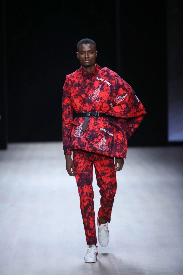 Redefining Menswear! Tokyo James New Collection At ARISE Fashion Week 2019 15