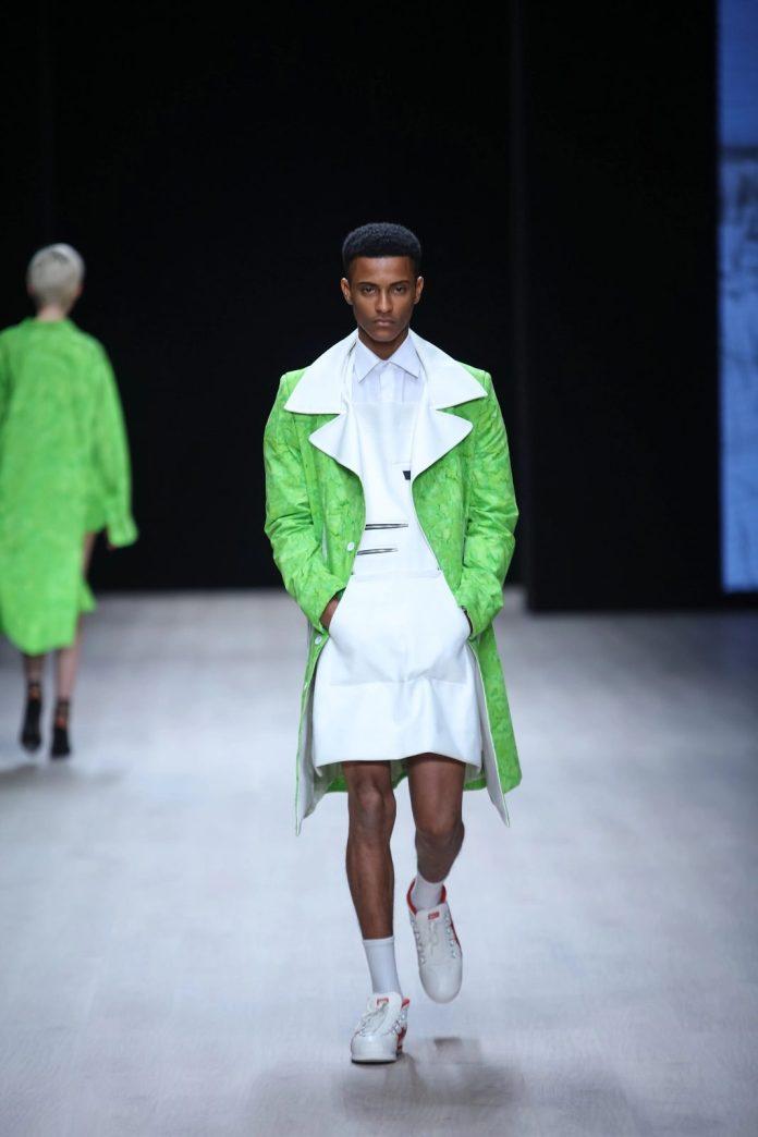 Redefining Menswear! Tokyo James New Collection At ARISE Fashion Week 2019 4