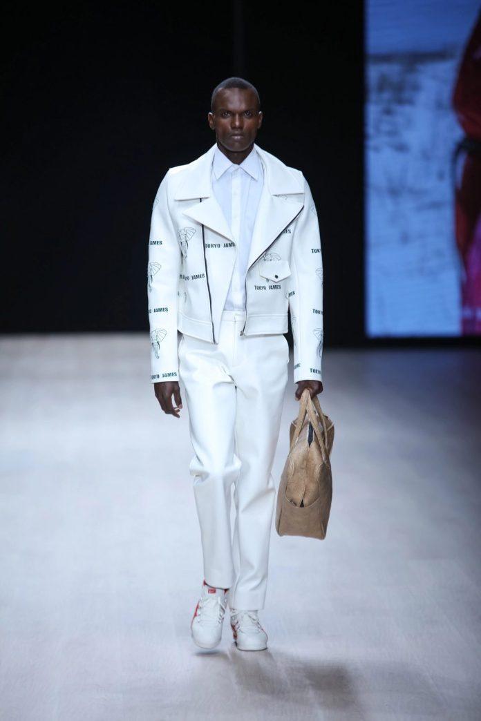 Redefining Menswear! Tokyo James New Collection At ARISE Fashion Week 2019 5