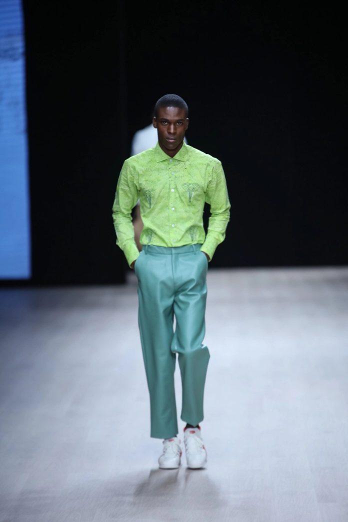 Redefining Menswear! Tokyo James New Collection At ARISE Fashion Week 2019 6