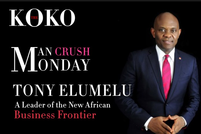 Tony Elumelu, Billionaire Businessman Changing The Face Of Philanthropy Is Our MCM 1