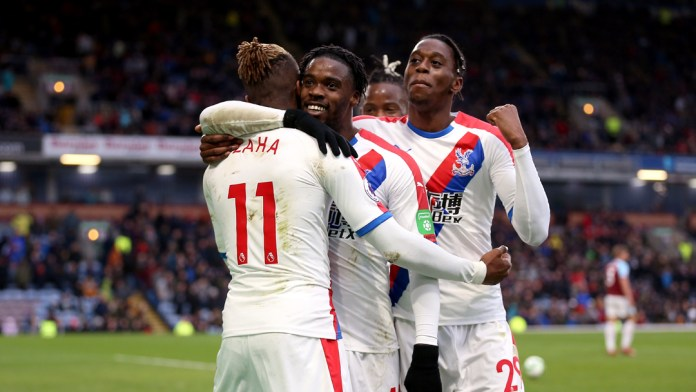 Wilfried Zaha refuses to rule out Arsenal transfer move