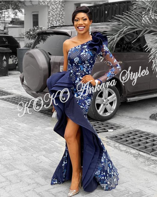 Exquisite And Chic- The Perfect Words To Define These Ten Gorgeous Ankara Styles 2