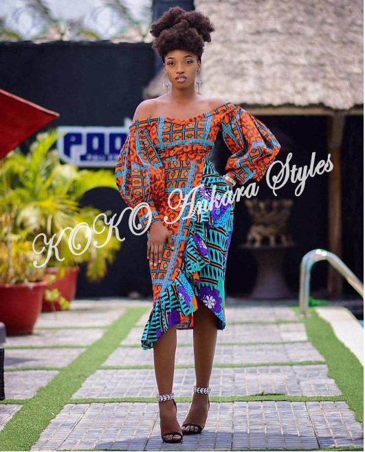 Exquisite And Chic- The Perfect Words To Define These Ten Gorgeous Ankara Styles 6