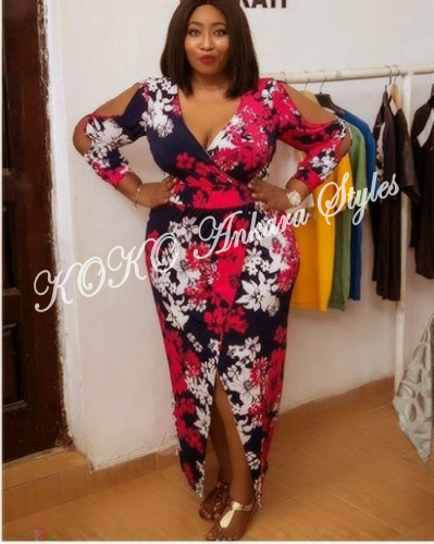Ten Stunning Ankara Styles That Are Perfect For The Gorgeous Plus-size Lady 4