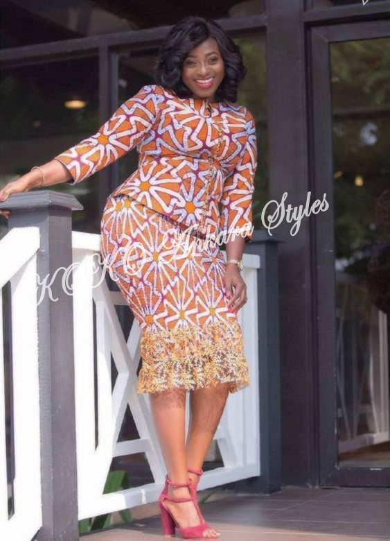 Ten Stunning Ankara Styles That Are Perfect For The Gorgeous Plus-size Lady 7
