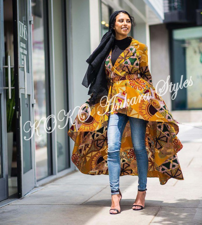 Five Modest Ankara Styles That Are The Perfect Fits For Jummu'ah 4