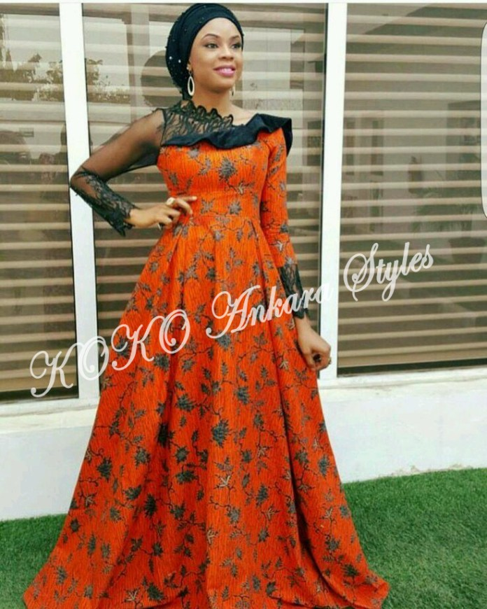 Five Modest Ankara Styles That Are The Perfect Fits For Jummu'ah 3
