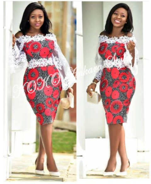 Five Short Ankara Styles That Are Perfect For Weekends 2