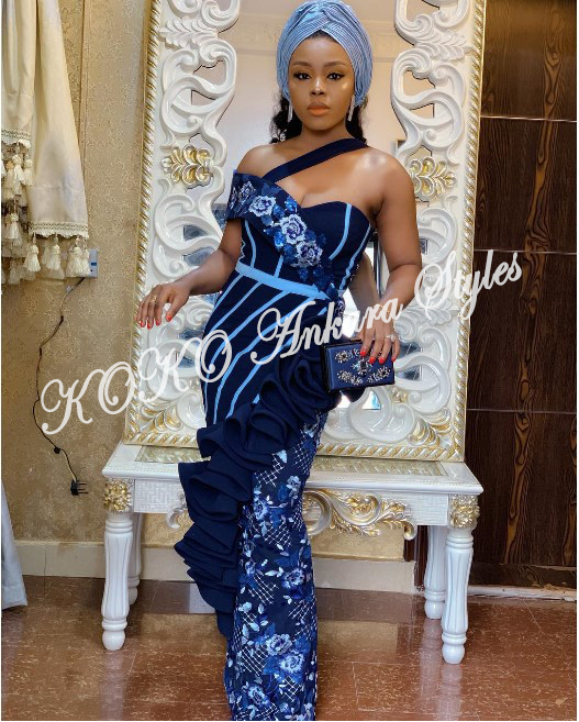 Exquisite And Chic- The Perfect Words To Define These Ten Gorgeous Ankara Styles 9