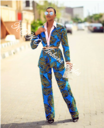 10 Extra Chic Ankara Styles That Would Have All Heads Turning At Your Slay 4