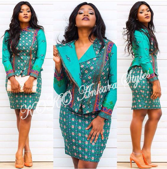 5 Classy And Gorgeous Ankara Styles That Are Just Too Chic To Ignore 2