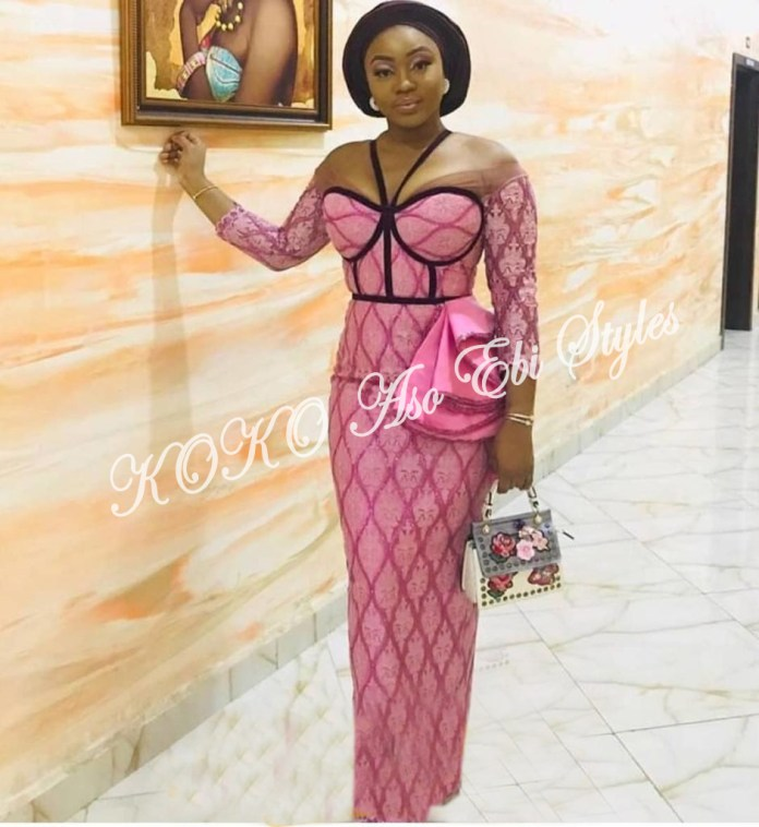 Five Latest Aso-ebi Styles We Absolutely Love And Will Look Great On You 1