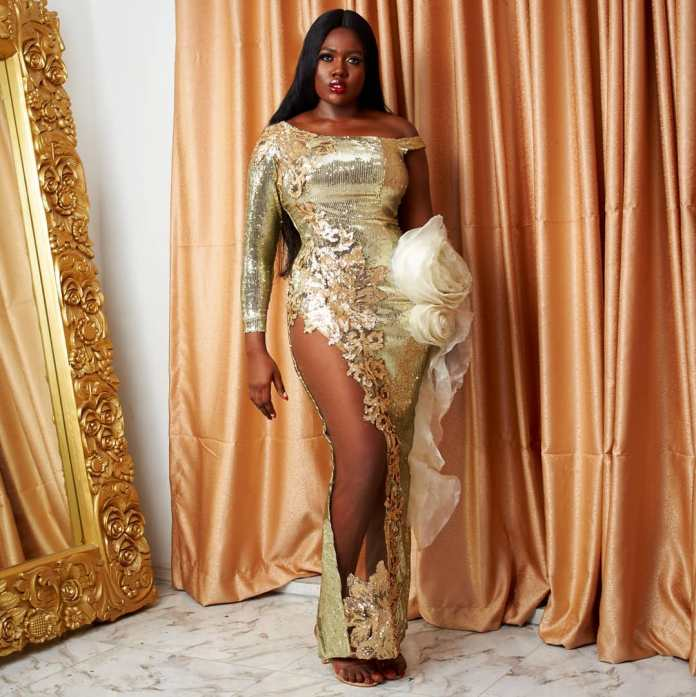 Unconventional And Chic: Five Aso-ebi Styles That Will Blow Your Mind Away! 5