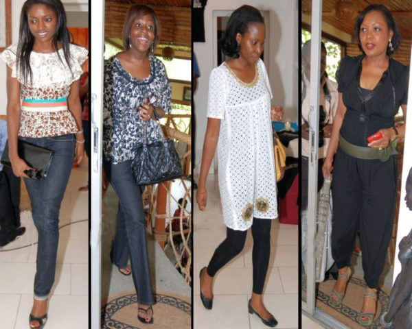 TBT: 8 Nostalgic Nigerian Fashion Raves That Rocked '09 1