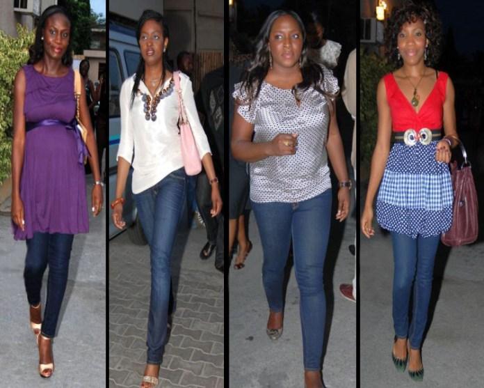 TBT: 8 Nostalgic Nigerian Fashion Raves That Rocked '09 3